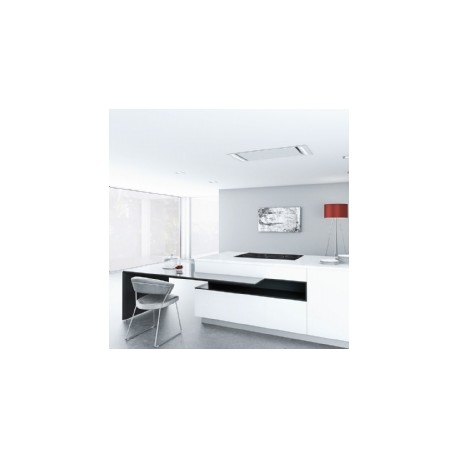 E-290 DECORATIVE CEILING EXTRACTOR WHITE