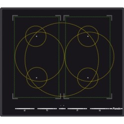 PANDO P2200 INDUCTION HOB